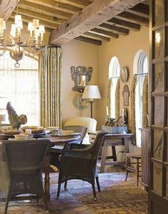 Sweeter Homes: Sophisticated French Country Design