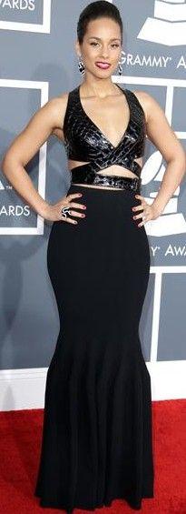 Keys @ 2013 Grammys ♥✤ | Keep the Glamour | BeStayBeautiful
