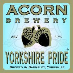 Acorn Brewery - Yorkshire Pride