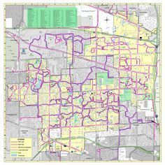 calgary bike path map pdf