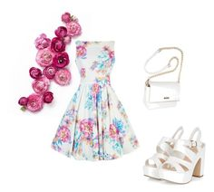 """""""#like #likeforlike #like4like #likeforspam"""" by kristyna-r on Polyvore featuring art Like4like, Summer Dresses, Shoe Bag, Sandals, Polyvore, Stuff To Buy, Accessories, Shopping, Shoes"""