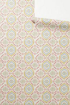 Oshima Wallpaper - Anthropologie.com