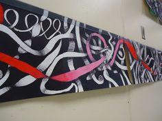 Mini Matisse: Unity: Ribbons
