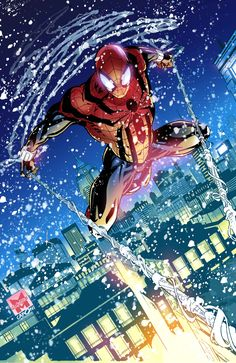 Spiderman Art, Amazing Spiderman, Marvel Vs, Marvel Heroes, Scarlet Spider Ben Reilly, Avengers Cartoon, This Is Your Life, Superhero Design, Spider Verse