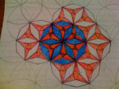Islamic tiling pattern