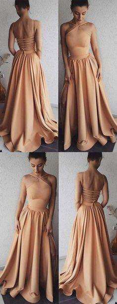Evening Dresses Long, Prom Dresses A-Line, Prom Dresses Long #Prom #Dresses #Long #Evening #ALine