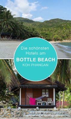 Der Bottle Beach ist einer der schönsten Strände auf Koh Phangan. Wir zeigen dir, wo du am besten am Bottle Beach übernachtest.