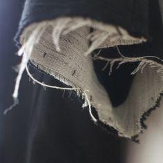 Visions of the Future: Sleeve detail Jacket Yohji Yamamoto Couture Details, Fashion Details, Accidental Icon, Yoji Yamamoto, Japanese Fashion Designers, Textiles, Fashion Art, Style Inspiration, My Style