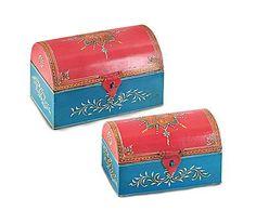 cajas de la India