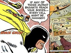 Space Ghost comics