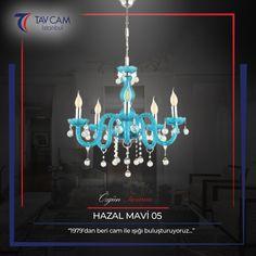 Sıcak cam tekniğiyle üretilen Hazal Mavi 05 Avize, eşsiz mavi rengiyle evlerin vazgeçilmezi oluyor.💡  ►https://goo.gl/H7tceC #tavcamistanbul #maviavize #camsanatı #avizeci #design #hazalavize #avizeistanbul #concept