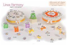 "2016 Linea ""HARMONY FARFALLE - TARTARUGHE"" Resina - 133 - Read more: http://mercantedisognivoghera.blogspot.com/2015/12/collezioni-la-133-harmony-farfalle.html#ixzz3vyd6rnT8"