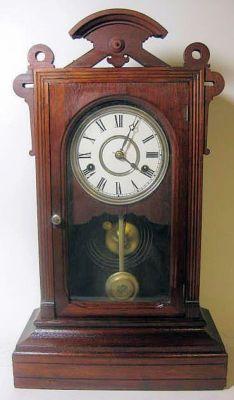 1890 Seth Thomas City Series 'Norfolk' Antique Clock