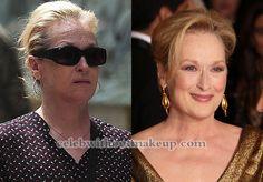 Meryl Streep No Makeup