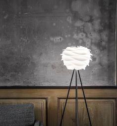 Carmina Mini Floor Lamp by Umage Terrazzo Flooring, Wooden Flooring, Linoleum Flooring, Entryway Flooring, White Flooring, Basement Flooring, Timber Flooring, Stone Flooring, Bathroom Flooring