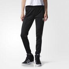 adidas Supergirl Track Pants - Black | adidas US