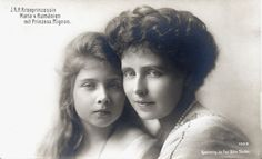 Königin Marie von Rumänien / Queen Marie of Romania with daughter Mignon Romanian Royal Family, Greek Royal Family, Queen Victoria Descendants, Tsar Nicolas Ii, Queen Mary, Ferdinand, Mother And Child, Vintage Photographs, British Royals