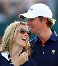 New goal….become a pro golfer's wife.