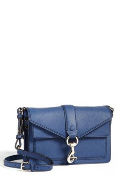 Rebecca Minkoff 'Hudson - Moto Mini' Crossbody Bag available at #Nordstrom
