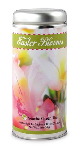 Easter Blooms | Easter Tea | The Tea Can Company