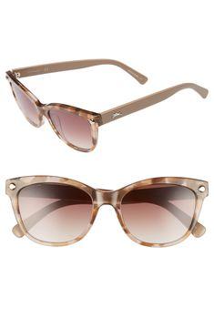 Sunglasses for Women Latest Sunglasses, Cat Eye Sunglasses, Eye Frames, Longchamp, Eyewear, Lenses, Nordstrom, Beige, Accessories