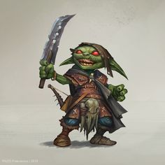 Goblin characters for the role-playing game Pathfinder. Fantasy Races, Fantasy Rpg, Fantasy Artwork, Rpg Pathfinder, Pathfinder Character, Fantasy Character Design, Character Inspiration, Character Art, Dnd Characters