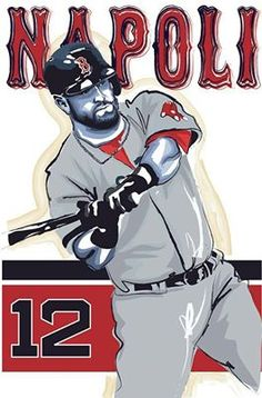 Boston Red Sox Mike Napoli