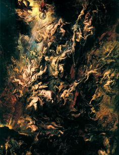 Rubens - Fall of the Damned