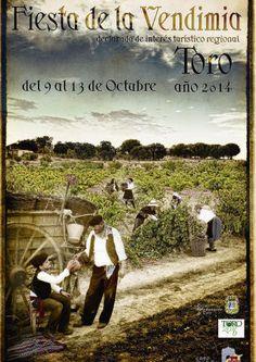 Fiesta de la Vendimia en Toro, del 9 al 13 de octubre de 2014