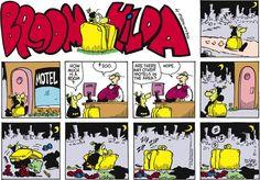 Broom Hilda Comic Strip, November 20, 2016     on GoComics.com