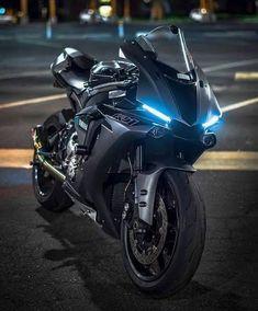 Motos Yamaha, Yamaha Motorcycles, Yamaha Yzf R1, Custom Motorcycles, Triumph Scrambler, R15 Yamaha, Custom Sport Bikes, Bmx Bikes, Dirt Bikes
