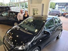 Here is Miss Courteney Sheehan picking up her brand new 108 with her Dad!   Its Courteney's very first car and she's chosen it through the Just Add Fuel scheme so everything is combined in one monthly payment!  Enjoy your new car Courtney if you are looking for your first car or would like to find out more about Just Add Fuel then give us a call  01252 939307   #firstcar #peugeot108 #smallcar #justaddfuel #newdriver #learntodrive #independence #happy #dad Learning To Drive, New Drivers, First Car, Small Cars, Peugeot, How To Find Out, Dads, Brand New, Happy