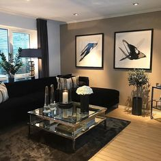 Would this be your ideal living room Living Room Themes, Glam Living Room, Living Room Decor Cozy, Interior Design Living Room, Living Room Designs, Small Room Bedroom, Home Decor Shops, Living Room Inspiration, Apartment Living