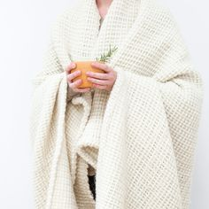 Thick Wool Blankets