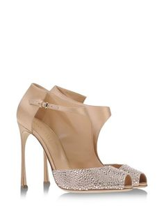 Love these shoes by SERGIO ROSSI Pumps With Open Toe - $1260