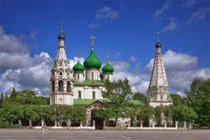По секрету - Вокруг света: Путешествия по России добавлена статья о поездке в Ярославль и Толготский монастырь