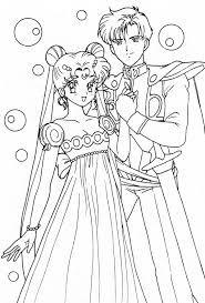Risultati Immagini Per Sailor Moon Crystal Da Colorare Disegni Da