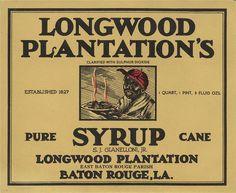 Longwood Plantation's Syrup on Flickr.