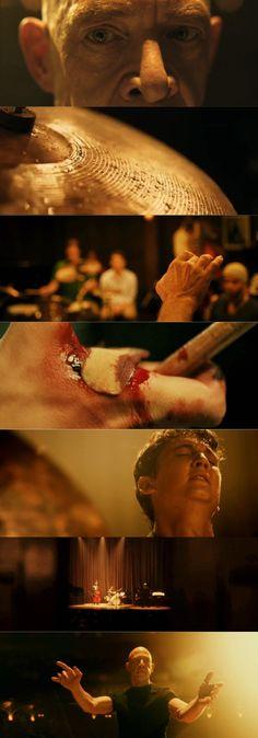 Whiplash / Golds (2014), d. Damien Chazelle, d.p. Sharone Meir #Filmmaking