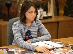 The little ray of sunshine that is April Ludgate...