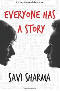 """The Empty Pages reviews """"Everyone Has A Story"""" written by Savi Sharma."""