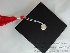 Graduation Hat Card/Gift Card Holder   The Stamp Camp