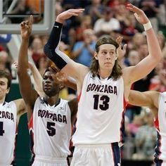 Gonzaga rolls into the NCAAs