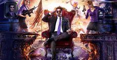 Saints Row 4 Backgrounds 2014