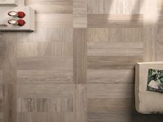 Revêtement de sol/mur en grès cérame effet bois BALI by Ariana Ceramica Italiana
