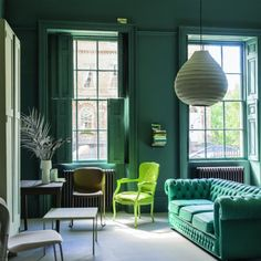 Farrow & Ball's new spring palette runs the gamut from a romantic, blushing pink to a clean, fresh green