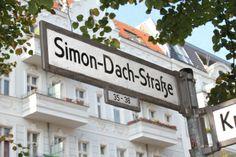 Simon-Dach-Straße #Berlin