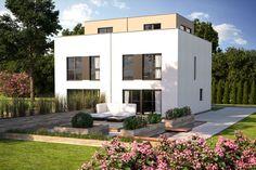 Bärenhaus Doppelhaus Duo 160 Garten