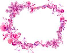 frame png | Published at 500 × 391 in 12>>>กรอบดอกไม้