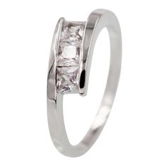 Find More Rings Information about 50% off Wedding Band Crystal Rings for Women CZ Diamond Fashion Jewelry Womans Cocktail Ring Set My Orders Anel Feminino WH033,High Quality ring small,China ring leaf Suppliers, Cheap ring spine from Uloveido Official Store on Aliexpress.com